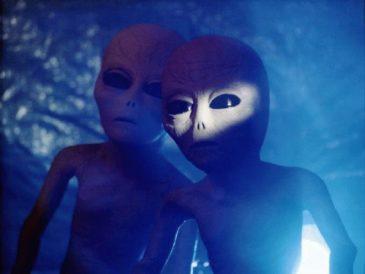 Гибриды людей и пришельцев