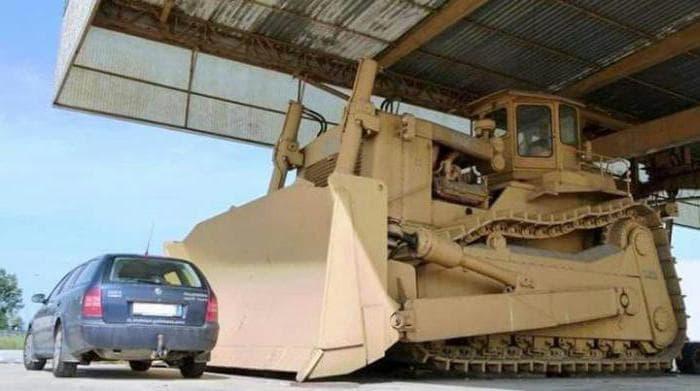 АССО Dozer для Ливии