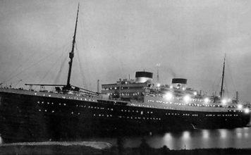 Корабль Британик
