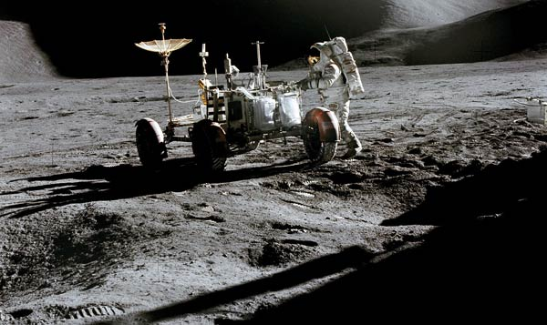 Лунная афера. Мы не были на Луне.