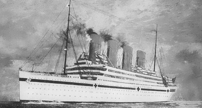 Корабль Олимпик