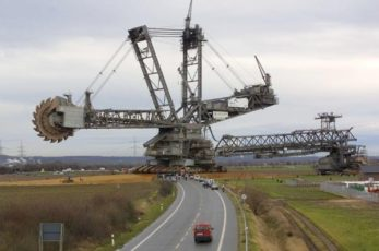 Bagger 288 самый большой экскаватор в мире