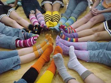 Интересные факты о носках