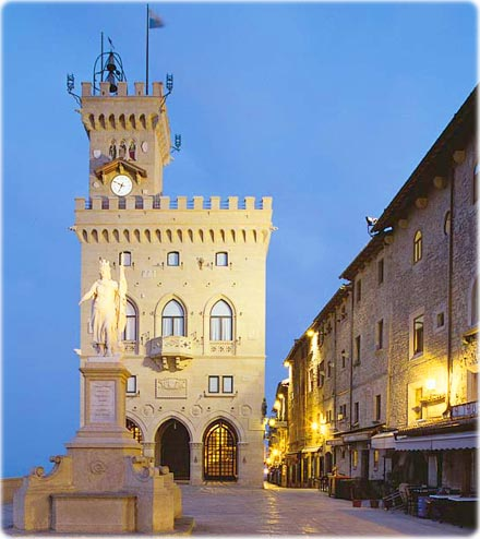 Сан-Марино - самое старое государство на свете.