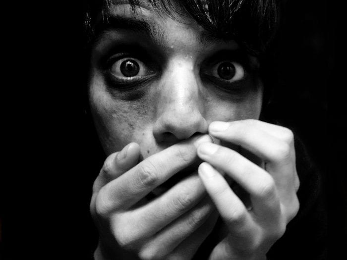"""Синдром страха или """"помогите - мне страшно жить..."""""""