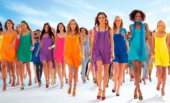 Что означают цвета в одежде