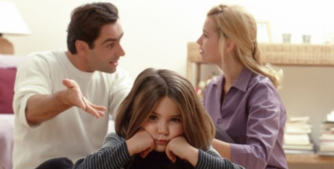 Дефицит общения с детьми