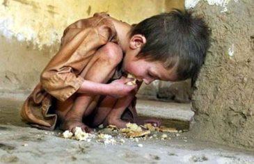 Часто слышны жалобы людей о тяжелой жизни и полуголодном существовании. И при этом помойки перегружены испорченными продуктами... И так, что такое голод? Голод — полное отсутствие, либо крайний недостаток пищи, приводящий к деградации организма. Настоящий голод, большинство современных жителей России никогда не испытывали. Самое длительное отсутствие пищи вообще, не превышало одного дня. А еда из двух-трех ингредиентов, например отварной картофель с растительным маслом и черным хлебом, уже повод для паники. Заглянем в историю, в те времена, когда голод был ужасающей реальностью. Для начала вспомним картины того времени, например Даная Рембранда, весьма упитанная по нынешним меркам красавица и это от того что полные люди в те «романтические» времена были редкостью. А пир на шабаше, описанный в «Молоте ведьм», это до тошноты объесться просяной кашей с шкварками. Не дорого в те времена сатана привлекал сторонников. Сейчас, видимо, обед из шести блюд в французском ресторане придется обеспечить до подписания контракта. Людоедство, красочно описанное в не редактированных версиях сказок братьев Гримм, отнюдь не выдумка, как и то, что мачеха выгоняла детей от мертвой жены в лес, чтобы сэкономить на пище. От отчаяния, чтобы уйти от постоянного чувства голода, люди добавляли в хлеб белладонну, дурман и мак. После чего видели ведьм летающих на шабаш, впрочем, от такого «хлебушка» можно и слонов летающих увидеть. Здоровый человек, без серьезных физических нагрузок, может без вреда оставаться без пищи сорок дней. Кстати, именно этот срок постился Иисус в пустыне и Моисей на горе Синай. Сейчас же православные постятся не употребляя мяса, так называемые «православные посты». Эта традиция не из библии, там пост это полный отказ от пищи и иногда, на короткий срок, от воды. Православные посты, были придуманы тысячи лет назад славянами-земледельцами и к голоду отношения не имели. «Мясоеды» чередовались с «постами» в соответствии с сельскохозяйственной необходимостью: к весне подходили