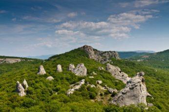 Интересные факты о Храме Солнца в Крыму.
