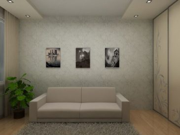 Как развесить картины в доме?