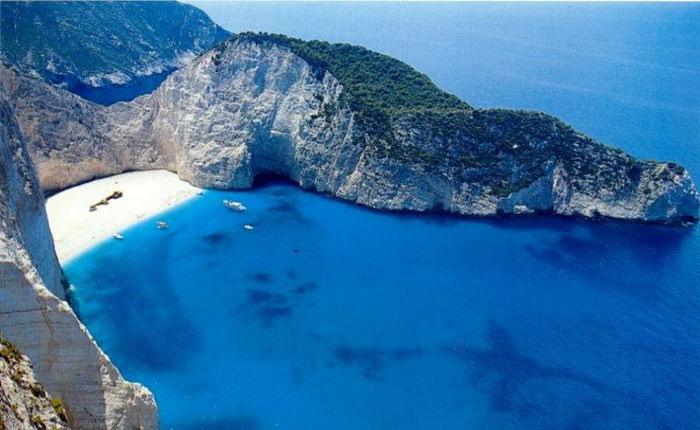 Курорты Греции.
