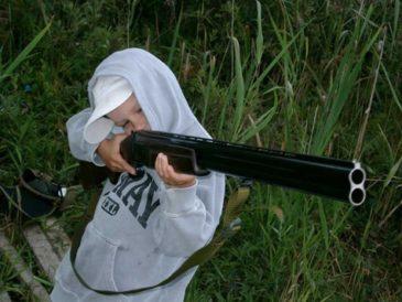 Охотничье ружье для чайников