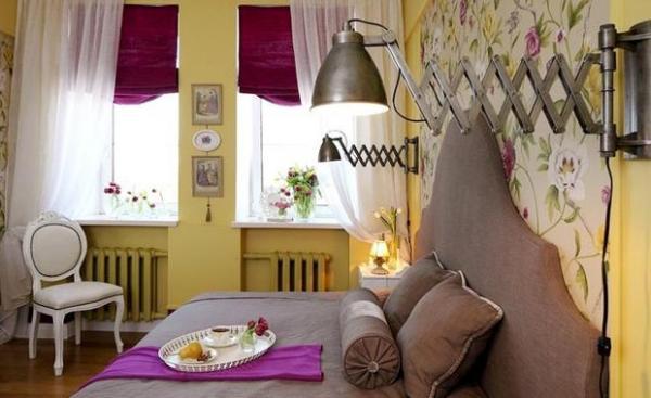 Оазис в небольшой квартире