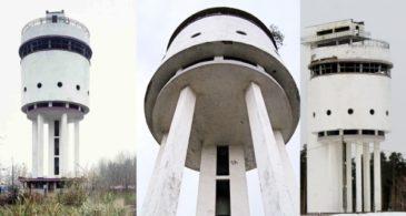 Екатеринбург. Белая башня.