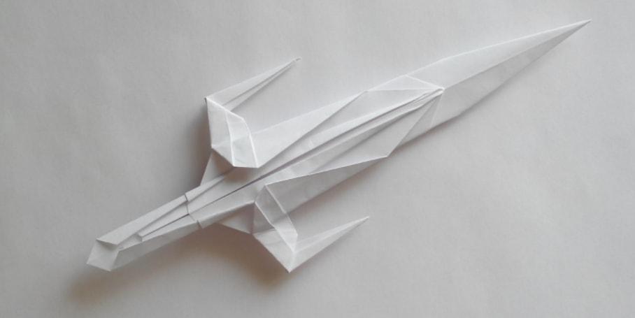 Что сделать из белого листа бумаги?
