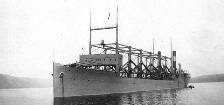 Грузовой пароход «Циклоп»