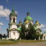 Интересные факты Свято — Николаевский храм в селе Быньги Свердловской области