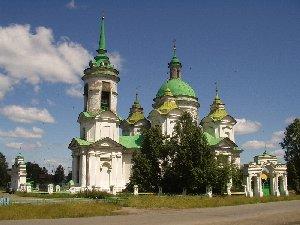 Интересные факты Свято - Николаевский храм в селе Быньги Свердловской области