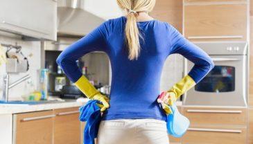 Как заняться уборкой и при этом получать от этого удовольствие.