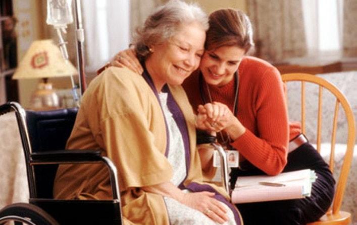 Этика к престарелым людям