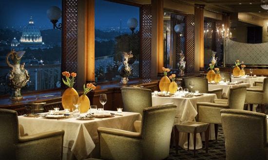 La Rosetta - идеальный рыбный ресторан в Италии