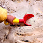 Игры с песком для детей