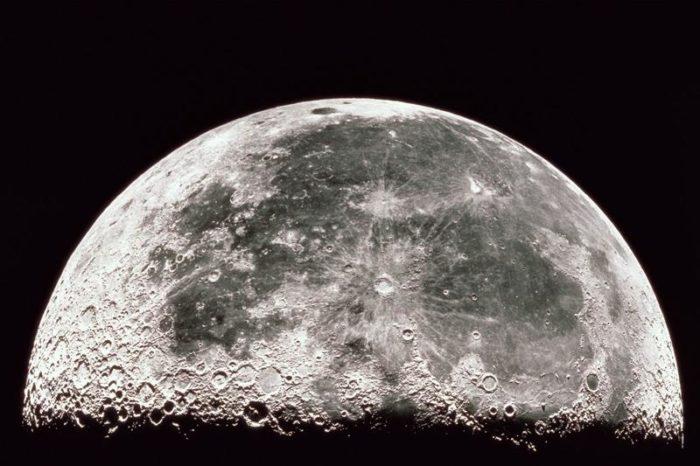 «Космические родители» Луны