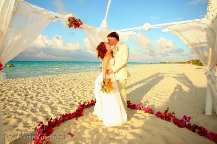 Когда после свадьбы медовый месяц