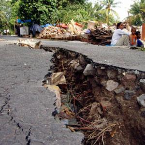 Как предсказать землетрясения?