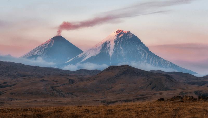 Интересные факты о вулканах Камчатки