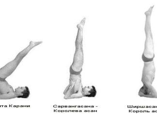 Польза и вред перевернутых асан в йоге