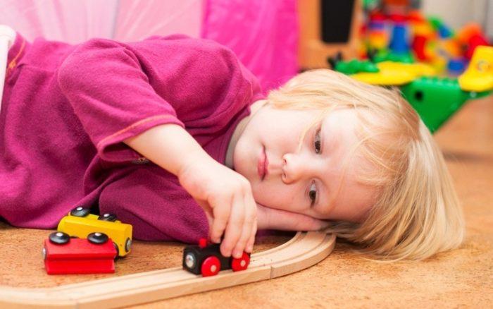 Почему у детей бывает депрессия?