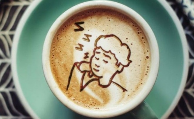 Почему от кофе хочется спать?
