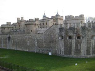 Крепость Тауэр свидетель кровавых событий в Англии