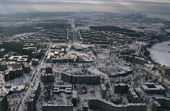 Чернобыль интересные факты