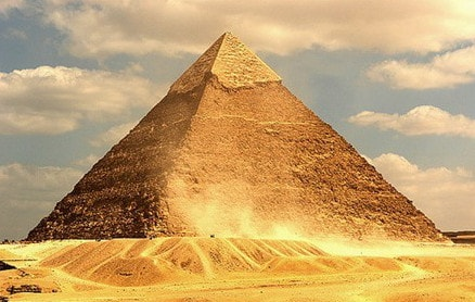 пирамида хеопса интересные факты