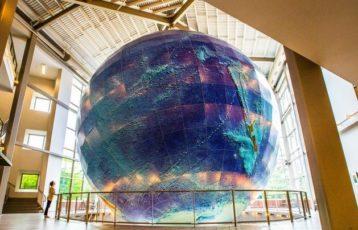 интересные факты о глобусе