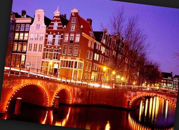 Амстердам интересные факты