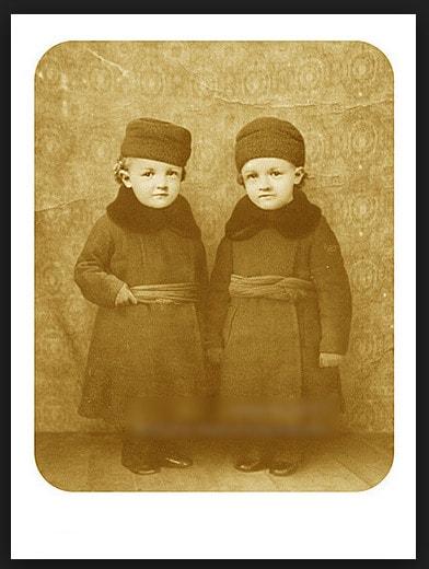 Брат близнец Ленина миф или реальность?