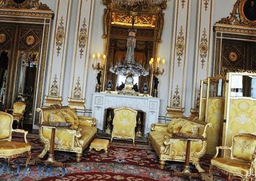 Букингемский дворец Великобритания