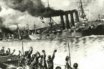 Что является причиной Русско-Японской войны