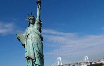 Из чего сделана Статуя Свободы?
