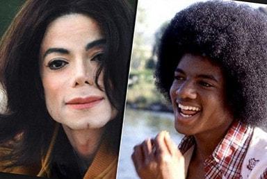 Как Майкл Джексон поменял цвет кожи?