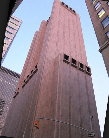 Нью Йорк Томас стрит 33