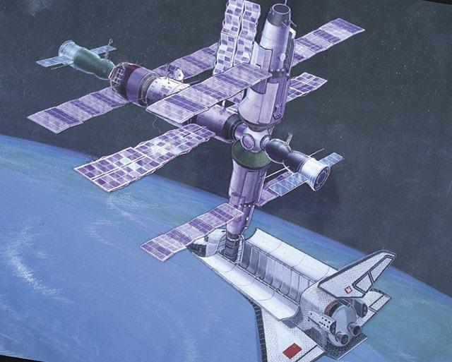 Последние достижения в космонавтике