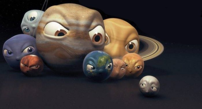 Интересные факты о планете плутон