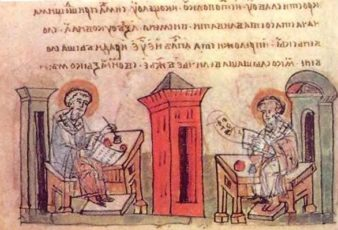 Кирилл и Мефодий интересные факты