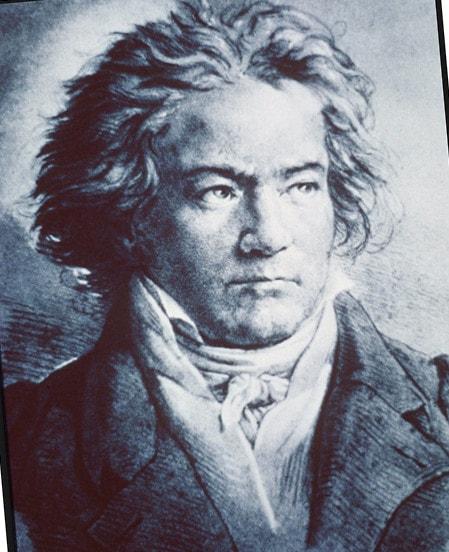 Интересные факты из жизни Бетховена