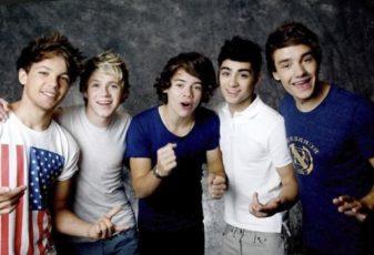 Интересные факты One Direction