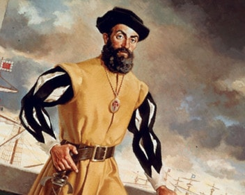 a biography of vasco da gama Nobleman and explorer vasco da gama established a trade route that linked portugal directly with the indian spice market learn how he managed to sail around africa's cape of good hope in this video.